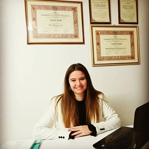 Dott.ssa Vanessa Comini
